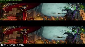 ����� ����� � 3� / The Book of Life 3D  ( �������� by Ash61) ������������ ����������