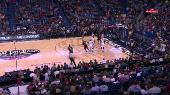 ���������. NBA 14/15. RS: Miami Heat @ New Orleans Pelicans [27.02] (2015) WEB-DL 720p | 60 fps