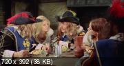 Сексуальные приключения трех мушкетеров (1971) BDRip