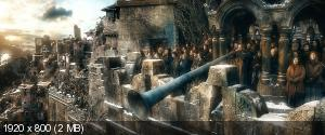 ������: ����� ���� ������� / The Hobbit: The Battle of the Five Armies (2014) BDRip 1080p | DUB | ��������