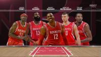 Баскетбол. NBA 14/15. RS: Houston Rockets @ New Orleans Pelicans [25.03] (2015) WEB-DL 720p | 60 fps