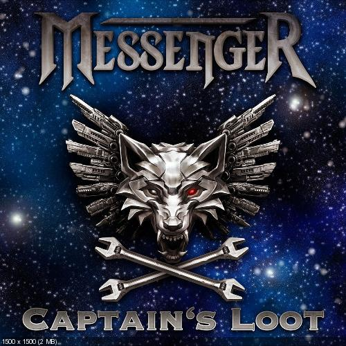(Heavy Metal) Messenger - Captains Loot [EP] - 2015, MP3, 320 kbps