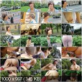 PublicSexAdventures - Eniko - Exciting Public Fuck In A Park [HD 720p]