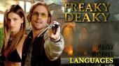 Смерть со спецэффектами / Freaky Deaky (2012) DVD9 | MVO