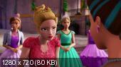 Barbie In Rock n Royals 2015 720p WEB-DL X264 AC3-EVO