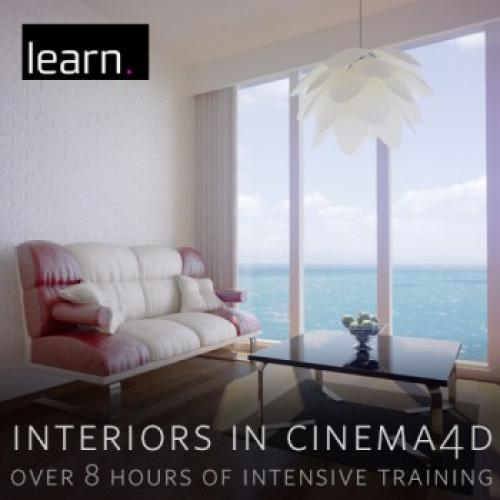 Helloluxx - Cinema 4D Interiors Training Bundle