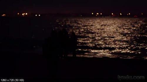 Линда - Уличная фотография: Город ночью