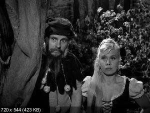 ������� ������ / Det sjunde inseglet (1957) BDRip | MVO
