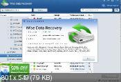 Wise Data Recovery 3.82.199 - восстановление стертых файлов