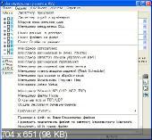 AVZ 4.45 RUS Portable + Плагин для TheBat + Редактор скриптов