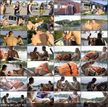Anna Taylor - Totally Boat-Rocking Outdoor Sex [MyPickupGirls] (HD 720p|MP4|1,48 Gb|2015)