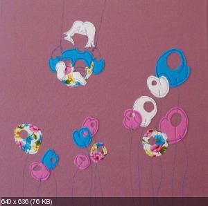 Декоративное оформление стен  494d583ab374243318412765457e6a77