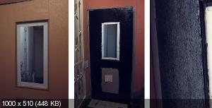 Преображаем внешний вид входной двери 53c7428210cac5ab475d8ae1ccfa07c2