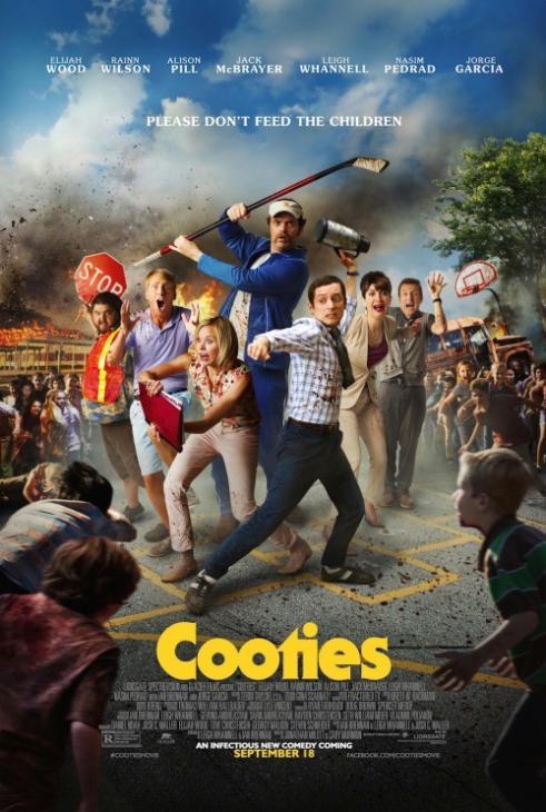 Szkolna zaraza / Cooties (2014) REPACK.PL.720p.BluRay.x264.DTS-KiT / Lektor PL