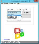 Office 2013-2016 C2R Install v4.6.1