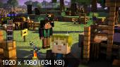 Minecraft: Story Mode - A Telltale Games Series. Episode 1 (2015) PC | RePack