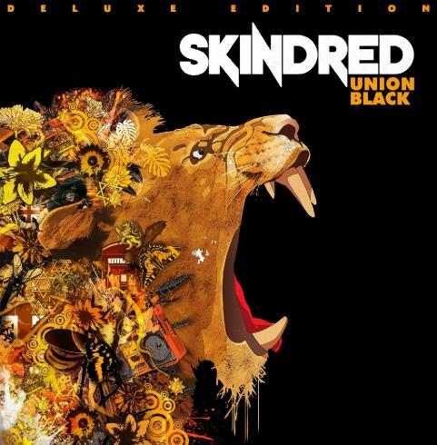 Skindred - Union Black (Deluxe Edition) (2012)