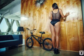 02-10 - Jeannie Santiago Bmx Babe
