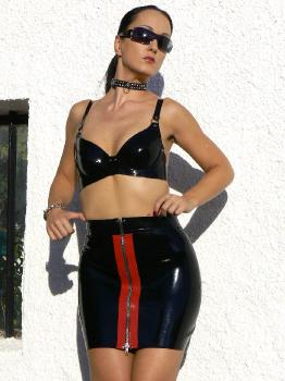 Latex outdoors