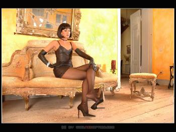 Pantyhose And Leather RedOptics.com