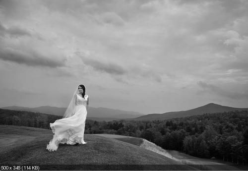 Используем вспышку на свадебной съёмке - М. Гринберг