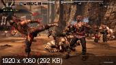 Mortal Kombat X (2015/RUS/ENG/Steam-Rip)