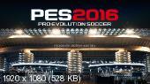 PES 2016 (v.1.03.00/2015/RUS/ENG) RePack от R.G. Catalyst