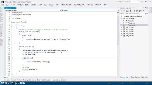 ITVDN. Комплексный курс из 3х частей. C# от тренеров Microsoft?
