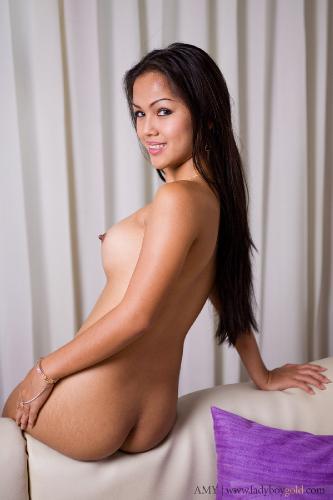 Amy - Yellow Bikini